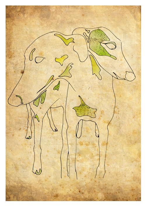 chris weston art greyhounds designer2